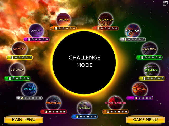 Bejeweled Twist Screenshot 1