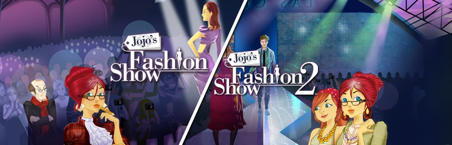 Double Play: Jojo's Fashion Show 1 and 2