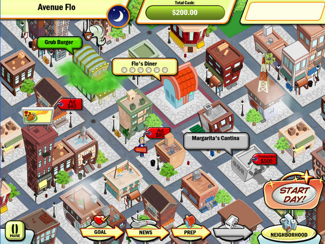 DinerTown Tycoon large screenshot