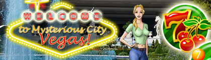 Mysterious City: Vegas screenshot