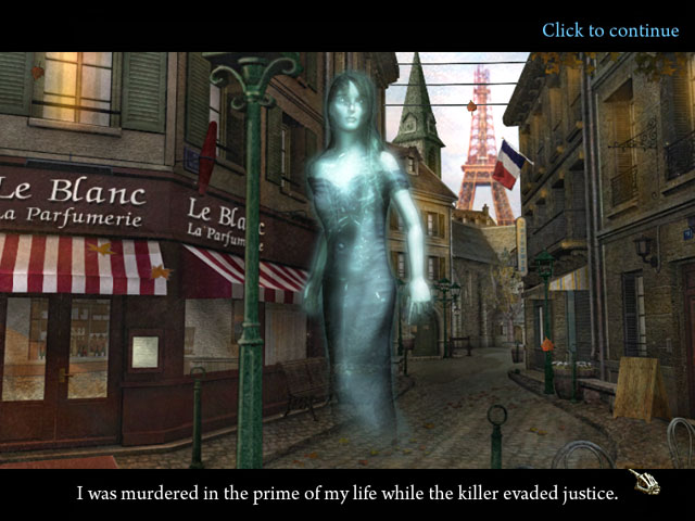 Midnight Mysteries: The Edgar Allan Poe Conspiracy large screenshot