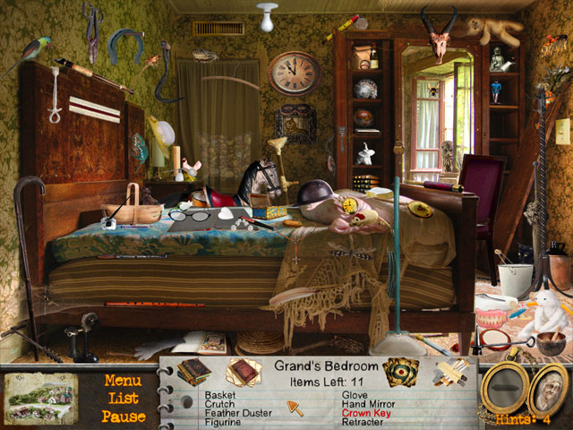 Becky Brogan: The Mystery of Meane Manor large screenshot