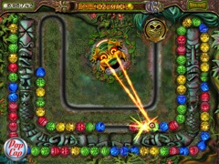 Zuma's Revenge Screenshot 2