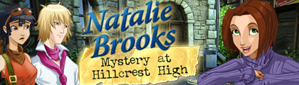 Natalie Brooks: Mystery at Hillcrest High screenshot