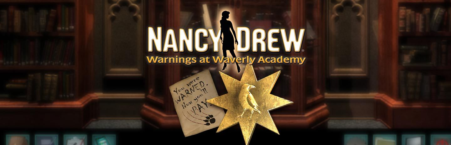 Nancy Drew - Warnings at Waverly Academy