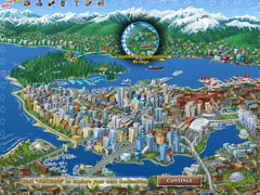 Big City Adventure: Vancouver thumb 1