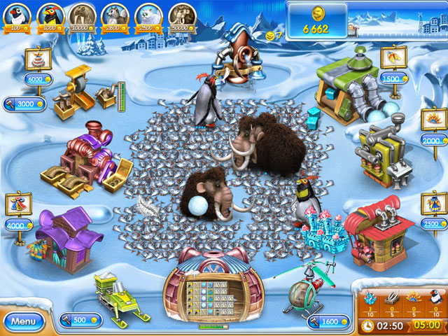 Farm Frenzy 3: Ice Age large screenshot