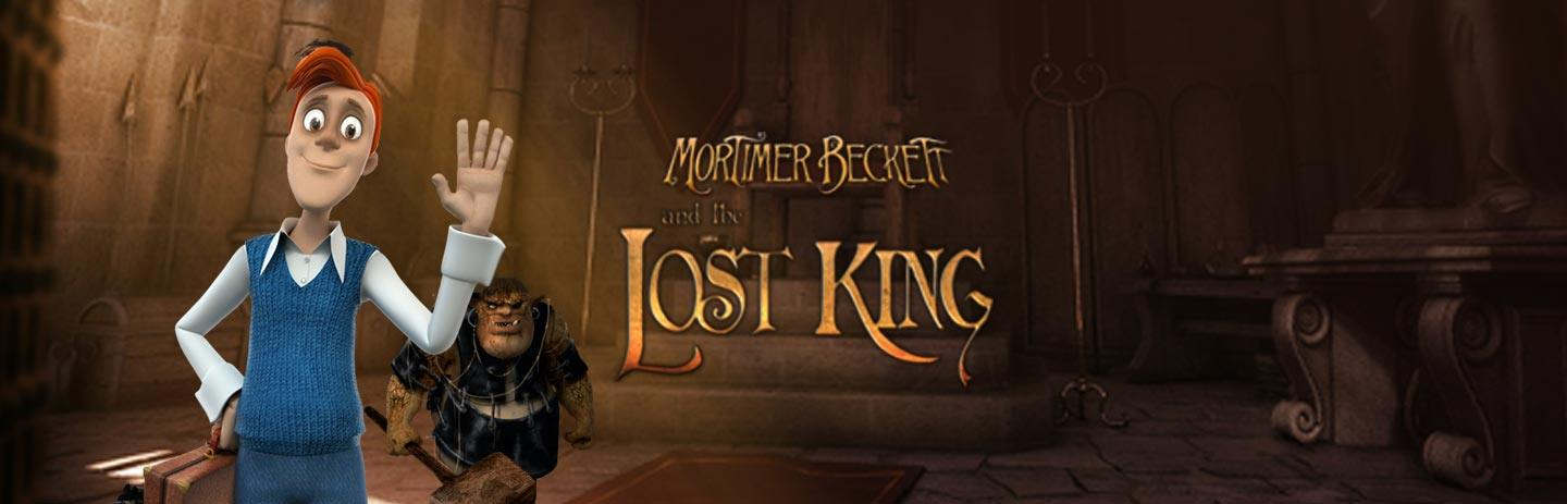 Mortimer Beckett and the Lost King Premium Edition