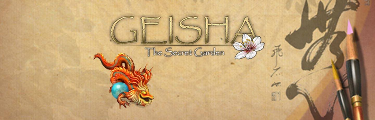 Geisha: The Secret Garden