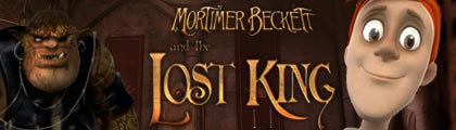 Mortimer Beckett and the Lost King Standard Edition screenshot