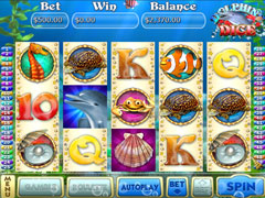 Dolphins Dice Slots thumb 2