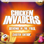Chicken Invaders 3: Easter Edition