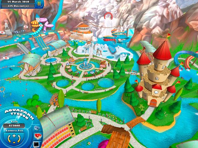 Aqua Park Tycoon Screenshot 1