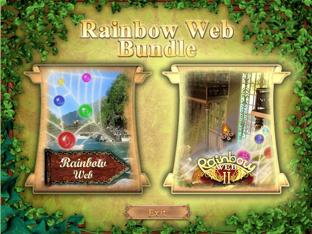 Rainbow Web Bundle Screenshot 1