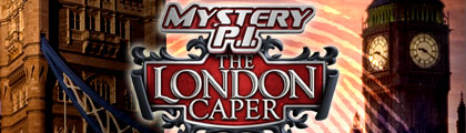 Mystery P.I. -- The London Caper screenshot