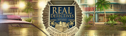 Real Detectives: Murder in Miami screenshot
