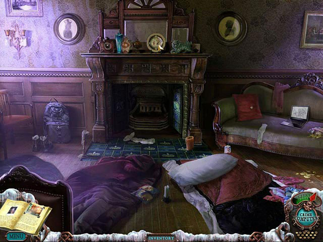 Mystery Case Files: Dire Grove Collector's Edition large screenshot