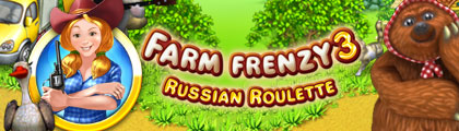 Farm Frenzy 3: Russian Roulette screenshot