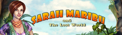 Sarah Maribu and the Lost World screenshot