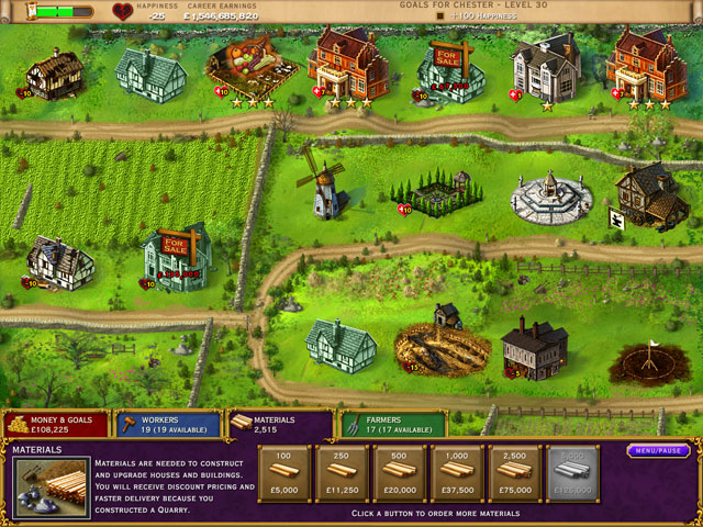 Build-a-lot: The Elizabethan Era - Premium Edition large screenshot