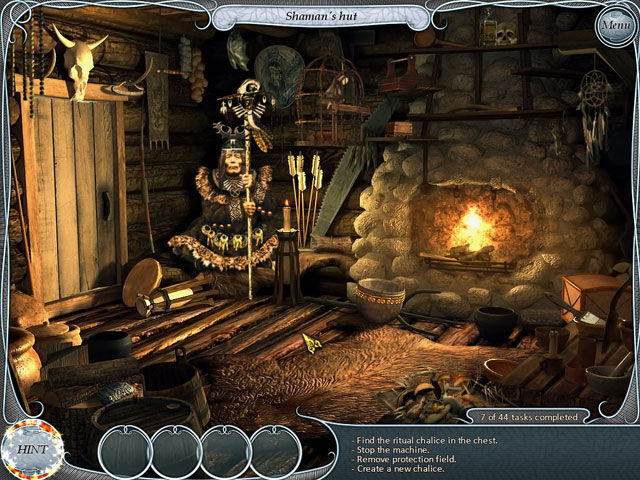 Treasure Seekers: Follow the Ghosts Collector's Edition large screenshot