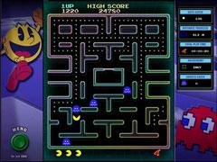 Namco All-Stars -- Pac-Man Screenshot 1