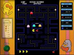 Namco All-Stars -- Pac-Man Screenshot 3