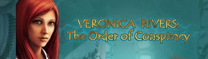 Veronica Rivers: The Order of Conspiracy screenshot