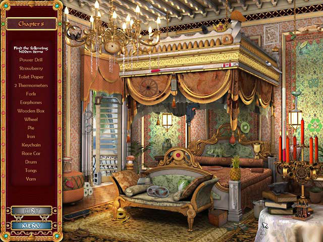 Harlequin Presents: Hidden Object of Desire large screenshot