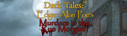 Dark Tales: Edgar Allan Poe's Murders in the Rue Morgue screenshot
