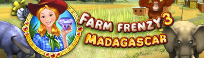 Farm Frenzy 3: Madagascar screenshot