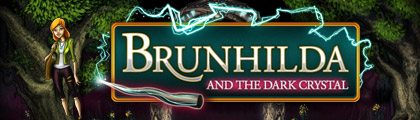 Brunhilda and the Dark Crystal screenshot