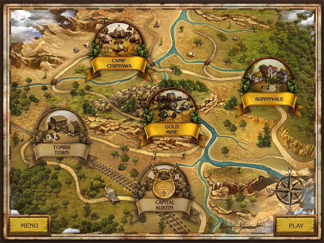 Golden Trails: The New Western Rush large screenshot