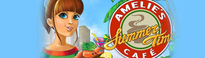 Amelie's Cafe: Summer Time screenshot