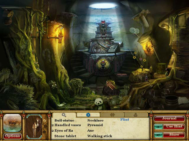 Curse of the Pharaoh: Tears of Sekhmet large screenshot