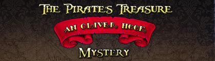The Pirate's Treasure: An Oliver Hook Mystery screenshot
