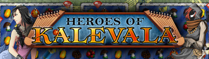 Heroes of Kalevala screenshot