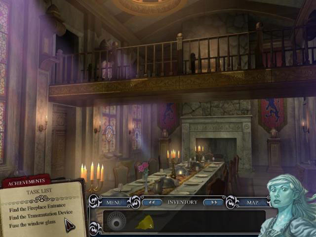 Escape from Frankensteins Castle Screenshot 1