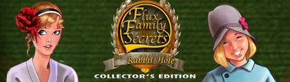 Flux Family Secrets: The Rabbit Hole Collector's Edition screenshot