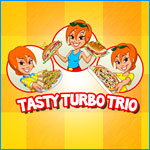 Tasty Turbo Trio