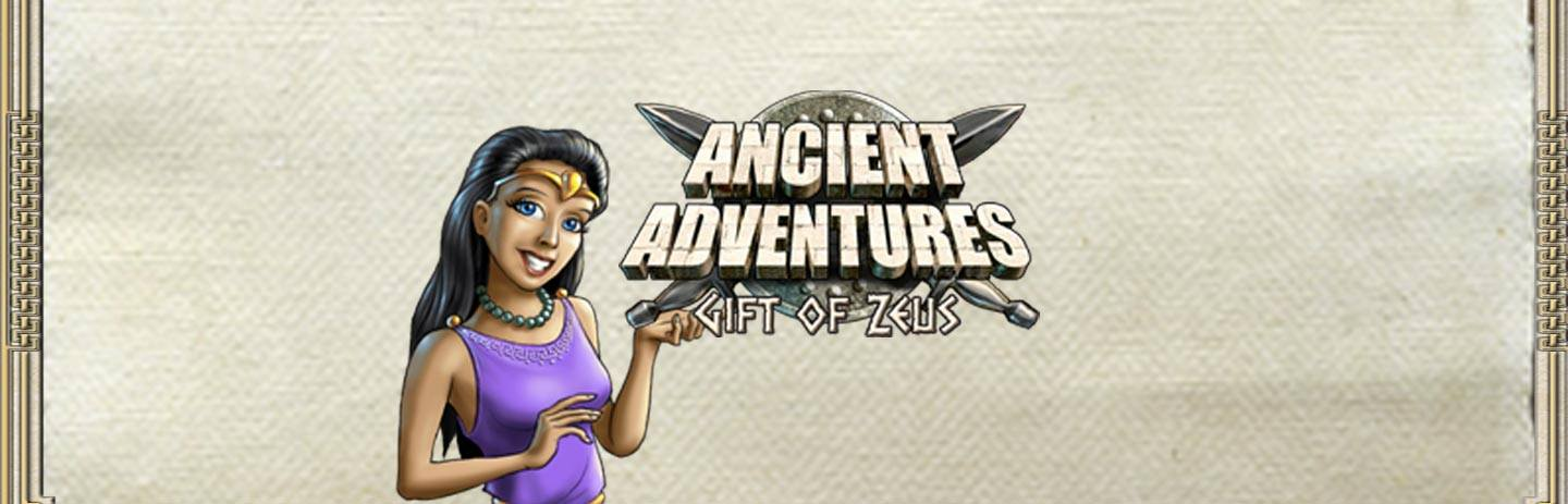 Ancient Adventures: Gift of Zeus