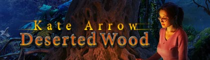 Kate Arrow: Deserted Wood screenshot
