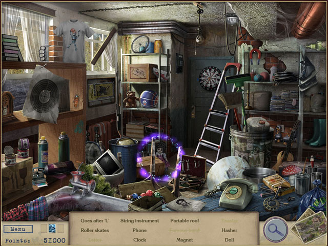 Letters from Nowhere large screenshot