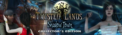 Twisted Lands: Shadow Town: Collector's Edition screenshot