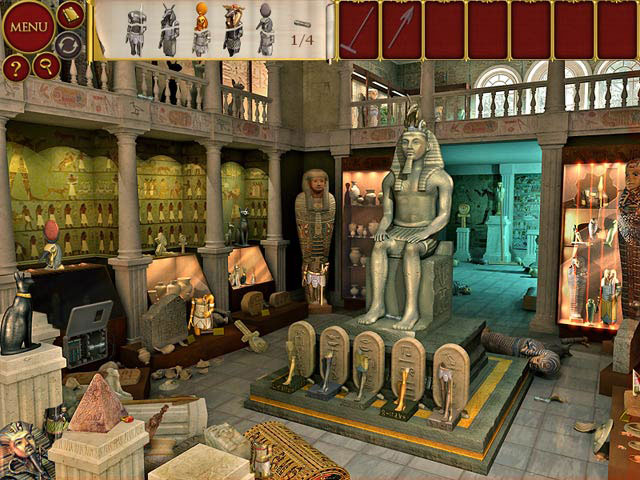 Artifacts of the Past: Ancient Mysteries large screenshot