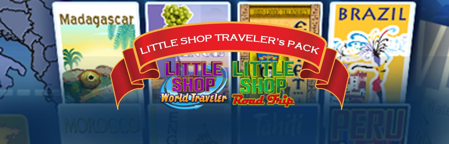 Little Shop Traveler's Pack