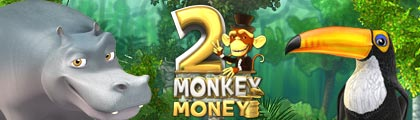 Monkey Money Slots 2 screenshot
