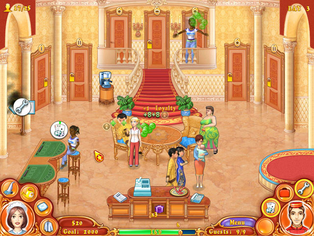 Jane's Hotel Mania large screenshot