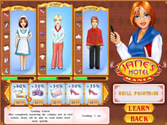 Jane's Hotel Mania Screenshot 3