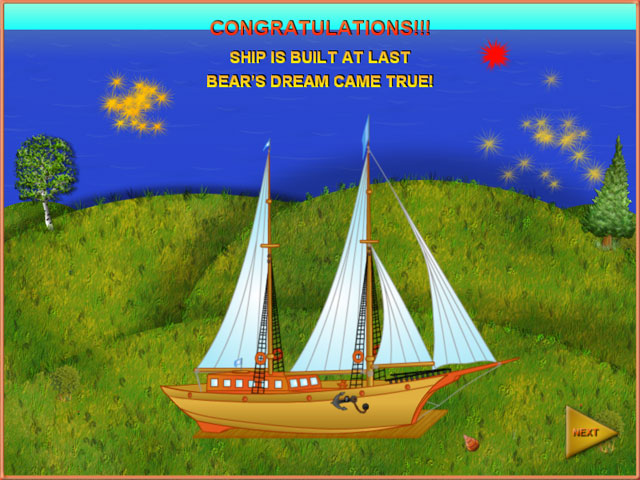 Bear's Dream large screenshot